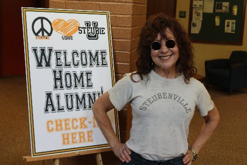 Alumni Events Welcome Home